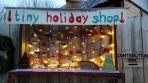 Occupy Madison Tiny Houses Holiday Shop