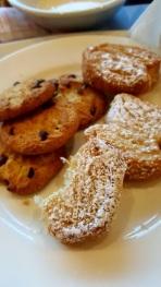 My favorite little breakfast cookies!